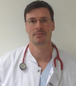 Oberarzt Daniel Vilser